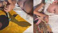 Dù sinh ra không được như người bình thường nhưng cô bé này đã vẽ những bức tranh phi thường