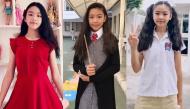 """""""Công chúa"""" Lọ Lem nhà MC Quyền Linh """"xinh hết phần thiên hạ"""" ở tuổi 13"""
