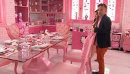 Dân mạng sốt xình xịch với biệt thự trang trí từ A - Z hình Hello Kitty duy nhất trên thế giới