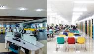 Điểm danh 10 trường Đại học có thư viện đẹp và sắp xếp khoa học nhất Việt Nam
