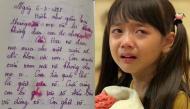Rớt nước mắt trước trang nhật kí của cô bé lớp 5 vì ảnh hưởng tâm lí chuyện gia đình