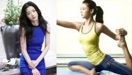 """""""Mợ chảnh"""" Jun Ji Hyun chia sẻ bí quyết """"cực lạ"""" giúp sở hữu eo thon bụng phẳng"""