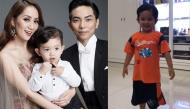 """Mới 3 tuổi, quý tử nhà Khánh Thi - Phan Hiển đã khiêu vũ chuyên nghiệp kiểu """"con nhà nòi"""""""