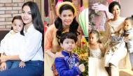 Những hoàng tử, công chúa nhà sao Việt vào lớp 1: Bé nhập học ở quê, bé sang tận bên Mỹ