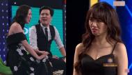 Bị nhắc đến tình cũ khi tham gia gameshow: Người khó chịu ra mặt, người suýt bỏ chương trình