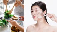 Những loại thực phẩm giúp kiểm soát dầu nhờn trên da cực tốt, nàng da dầu càng nên dùng thường xuyên