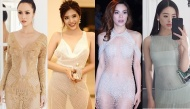 Những tai nạn để đời của loạt sao nữ Việt khi mặc váy xuyên thấu