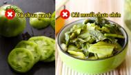 """Những thực phẩm quen thuộc nhưng có thể trở thành """"độc dược"""" khi dùng trong các trường hợp sau"""