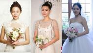 """Những """"nữ thần"""" của Kpop mặc váy cưới xinh hết phần thiên hạ"""