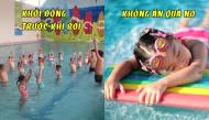 Phòng bệnh cho trẻ khi đi bơi: Tưởng khó hóa ra cực dễ