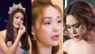 Khoảnh khắc mĩ nhân Việt rơi nước mắt: Người được khen đẹp, người lại bị chê quá đà