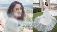 Trần Kiều Ân lại chứng tỏ đẳng cấp nhan sắc, chưa lên xe hoa đã thành cô dâu hoàn mỹ
