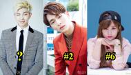 Vinh danh Top 6 trưởng nhóm xuất sắc nhất Kpop: RM (BTS) đứng thứ hạng bất ngờ