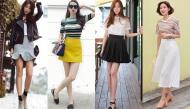 5 kiểu chân váy vừa tôn dáng lại không lo lỗi mốt mà cô nàng nào cũng cần có trong tủ đồ