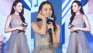 So sánh ảnh trước và sau photoshop, netizen cho rằng Nhiệt Ba là mỹ nhân hàng đầu Cbiz hiện nay