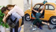 Bẽ mặt trước những hành động điên rồ con gái thường làm khi say xỉn