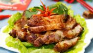 Bật mí bí quyết chế biến món thịt chiên nước mắm kiểu Thái thơm ngon nức mũi