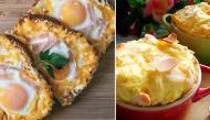 Những biến tấu giúp món trứng quen thuộc  trở thành món ăn ngon, lạ và hấp dẫn