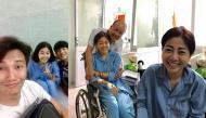 Cảm phục tinh thần lạc quan của Mai Phương trong những ngày nhập viện điều trị