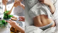 Bạn có tin không, chỉ cần ăn thôi cũng có thể giảm được mỡ bụng?