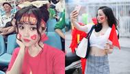 Hot girl cổ vũ bóng đá: Người nổi tiếng vì quá xinh đẹp, người bị ném đá vì diễn sâu