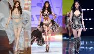 Nhan sắc hút hồn của 3 chân dài xứ Trung nhiều lần sải bước trên sàn diễn Victoria's Secret