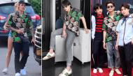 Đụng hàng cùng 1 chiếc áo: Justin Bieber, Rap Monster (BTS) và Sơn Tùng, ai chất hơn ai?