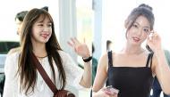 """Hai """"nữ thần fancam"""" Hani và Seolhyun đọ sắc tại sân bay, ai sẽ thắng thế?"""