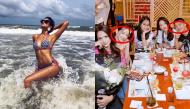 Ảnh hot sao Việt: H'Hen Niê khoe body nóng bỏng, Chi Pu và Cường Seven hội ngộ ở sinh nhật Khả Ngân