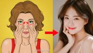 Học phụ nữ Nhật tuyệt chiêu massage Asahi giúp khuôn mặt trông trẻ ra đến 10 tuổi