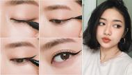 Mách bạn cách kẻ eyeliner phù hợp với từng dáng mắt cho vẻ đẹp long lanh, sắc sảo