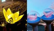 """Đọ Lightstick của các nhóm nhạc Kpop: nhóm được fan khen độc đáo, nhóm lọt top """"khó hiểu"""""""
