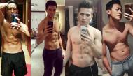 """Loạt ảnh khoe cơ bắp """"căng đét"""" của các mỹ nam Việt trong phòng gym khiến chị em """"xịt máu mũi"""""""