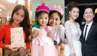 Ảnh hot sao Việt: Mai Phương tổ chức sinh nhật cho con gái, Nhã Phương xác nhận kết hôn