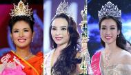 Nhìn lại vương miện và quyền trượng Hoa hậu Việt Nam sau 30 năm