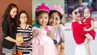 Câu chuyện đời đẫm nước mắt của những bà mẹ đơn thân đầy nghị lực của showbiz Việt