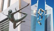 Những bức tượng có cấu trúc vô cùng kỳ lạ, không ai ngờ lại có thật trên đời
