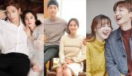"""Điểm danh những cặp đôi """"chị ơi anh yêu em"""" hạnh phúc bậc nhất showbiz Hàn"""