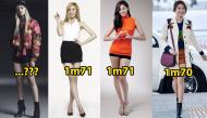 """Không chỉ xinh đẹp, những idol nữ này còn sở hữu chiều cao thuộc hàng """"khủng"""" nhất showbiz Hàn"""