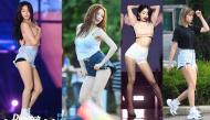 """Những lần diện short ngắn """"ngượng chín mặt"""" của các nữ idol Hàn"""