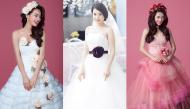 Những lần Nhã Phương diện váy cô dâu khiến khán giả nôn nóng một đám cưới