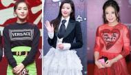"""Những lần sao Hoa - Hàn mặc đồ hiệu trông """"quê kiểng"""" như hàng mua chợ"""
