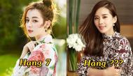 Dính loạt thị phi, Phạm Băng Băng bị loại khỏi top 7 nữ diễn viên đẹp nhất Cbiz