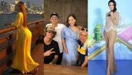 Ảnh hot sao Việt: Phương Trinh Jolie khoe mông cong, Phan Hiển - Khánh Thi hàn gắn tình cảm
