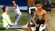 """Phương pháp dạy con """"kỳ lạ"""" của Ronaldo: Khổ luyện khắc nghiệt và gay gắt ngay từ khi còn nhỏ"""
