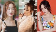 Mỹ nhân Việt, Hàn, Trung… đều lăng xê kiểu tóc mái này khiến cô gái nào cũng muốn học theo