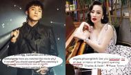 Đâu chỉ có Sơn Tùng, còn đầy sao Việt thích viết tiếng Anh và cũng sai bét nhè
