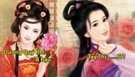 """Sau tất cả, ai mới được """"bầu chọn"""" là """"hoa hậu"""", là người đẹp nhất trong tứ đại mỹ nhân Trung Hoa?"""