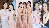 Showbiz Việt có những hội bạn thân toàn Hoa hậu – Á hậu nổi tiếng