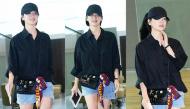 Song Hye Kyo gây bão với loạt ảnh ăn mặc giản dị nhưng trẻ đẹp hết mức tại sân bay